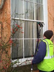 commercial window cleaning in exeter and surrounding areas